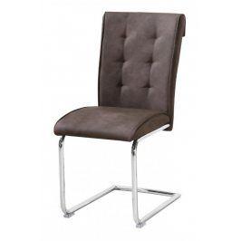 Falco Jídelní židle Dallas - hnědá
