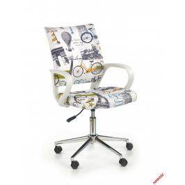 Halmar Dětská židle Ibis - PARIS