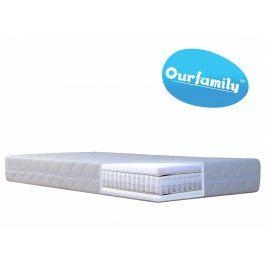 Forclaire Taštičková matrace MAX Ourfamily - 200x90