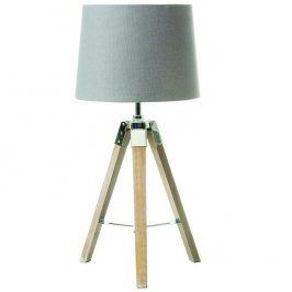 Tempo Kondela Stolní lampa JADE Typ 2 - šedá
