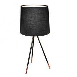 Tempo Kondela Stolní lampa JADE Typ 4 - černá