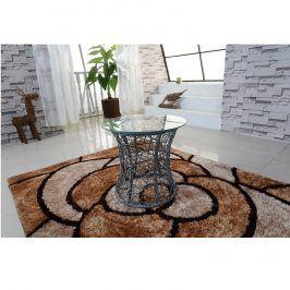 Tempo Kondela Příruční stolek SALMAR - šedá