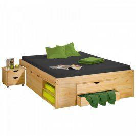 Idea Dvoulůžková postel KLASA 180x200