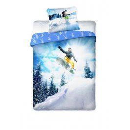 Forclaire Povlečení Snowboarding