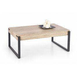Halmar Konferenční stolek Capri - dub sanremo