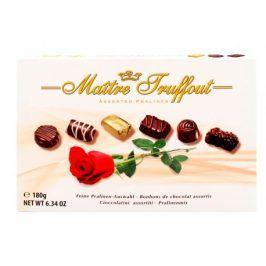 Assorted Pralines 180g Maitre Truffout - výběr pralinek