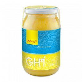 Ghí - přepuštěné máslo 900ml Wolfberry