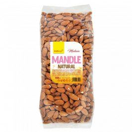 Mandle natural neloupané medium 1kg Wolfberry