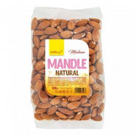 Mandle natural neloupané medium 500g Wolfberry