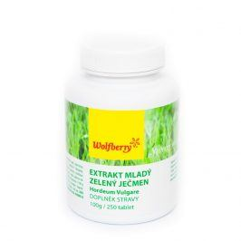Mladý ječmen Wolfberry 100g 250 tablet - doplněk stravy
