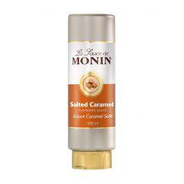Monin (sirupy, likéry) Monin Sauce Salted Caramel 0,5 l