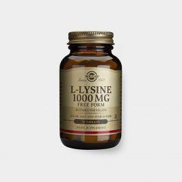 Solgar (superpotraviny) Kapsle L-Lysine 50 kapslí Solgar