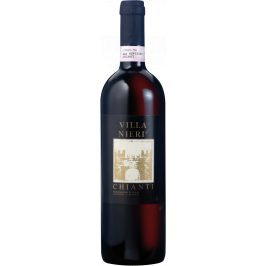 Toscana (víno) Toscana Chianti Villa Nieri DOCG 2015 0,75l