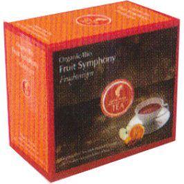 Julius Meinl (káva, čaj) Prémiový čaj Fruit Symphony Organic 20x3 g Julius Meinl