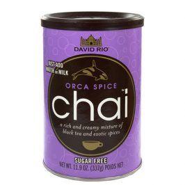 Orca Spice bez cukru 337 g David Rio