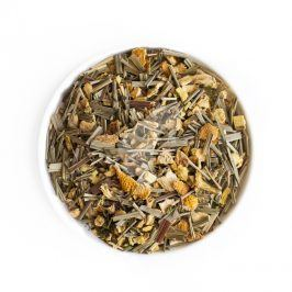 Herbal Blend Ginger Lemon - zázvor s citrónovou trávou - bylinný čaj sypaný 250g Julius Meinl