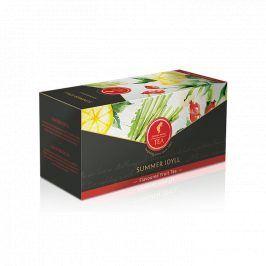 Prémiový ovocný čaj Summer Idyll 18x3g Julius Meinl