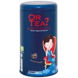 BIO Or Tea Duke´s Blues - BIO Čaj Earl Grey s chrpou v plechové dóze 100g