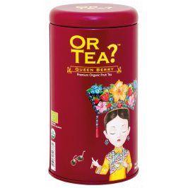 BIO Or Tea Queen Berry - BIO Ovocný čaj v plechové dóze 100g
