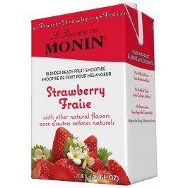Monin (sirupy, likéry) Monin Smoothie Jahoda 1 l