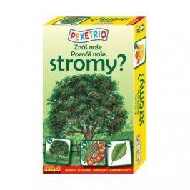Pexetrio - Znáš naše stromy?