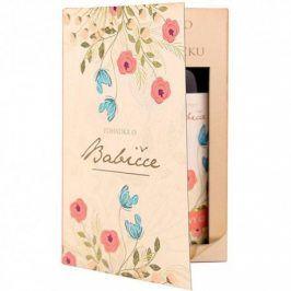 Pohádkové dárkové balení kosmetiky  pro babičku