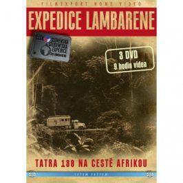 Expedice Lambarene (3 DVD)