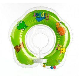 Teddies Plavací nákrčník Flipper zelený