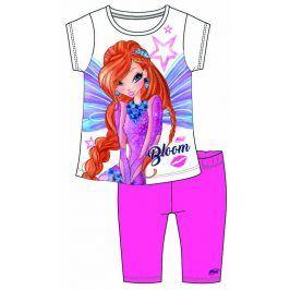 Disney by Arnetta Dívčí letní set Winx - barevný
