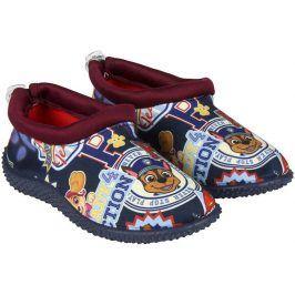Disney Brand Chlapecké boty do vody Paw Patrol - barevné