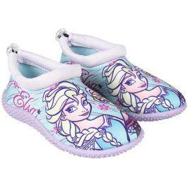 Disney Brand Dívčí boty do vody Frozen - fialové