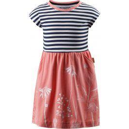 Reima Dívčí šaty Merivirta - růžové