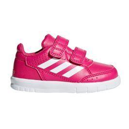 adidas Dívčí tenisky AltaSport CF K - růžové