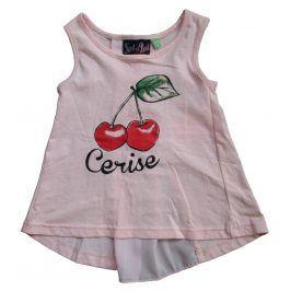 Carodel Dívčí tílko - růžové