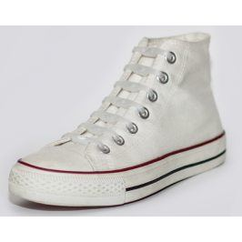 Shoeps Tkaničky bílé - pearl