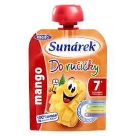 Sunárek Do ručičky mango 2x90g