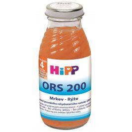 HiPP ORS 200 Mrkev-rýže 200 ml