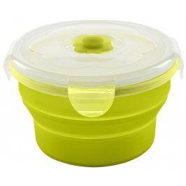 Nuvita Miska silikon 540 ml skládací, Green