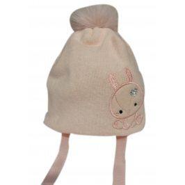 Broel Dívčí čepice Nebra - růžová