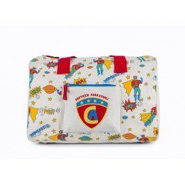 Pink Lining Cestovní taška pro děti - Captain Amazing