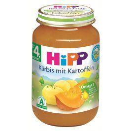 HiPP BIO Dýně s bramborami 6x190g