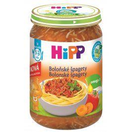 HiPP BIO Boloňské špagety 250 g