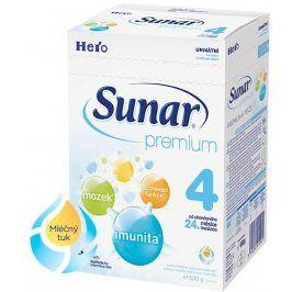 Sunar Premium 4, 600g