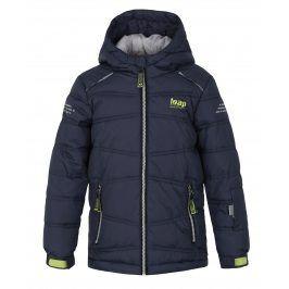 LOAP Dětská lyžařská bunda Falda - černá