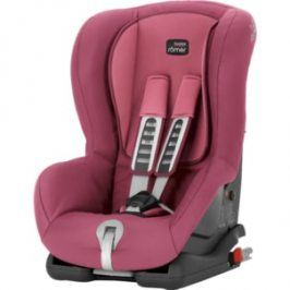 Britax Römer Duo Plus 2017, Wine Rose