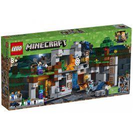 LEGO® Minecraft™ 21147 Skalní dobrodružství
