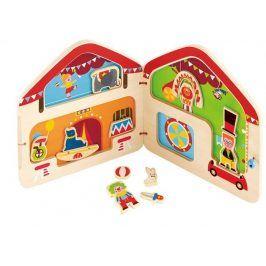 Hape Toys Magnetický cirkus