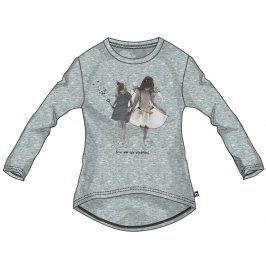 Mix 'n Match Dívčí tričko - šedé
