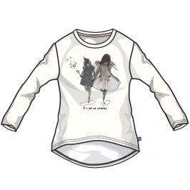 Mix 'n Match Dívčí tričko - bílé