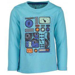 Blue Seven Chlapecké tričko s obrázkem - světle modré